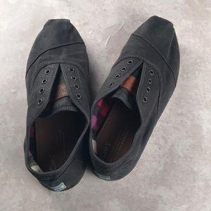 Toms slip on sneakers